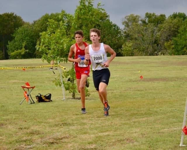 Indians run strong at Lovejoy