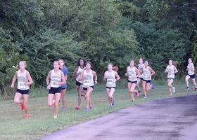 Lady Indians Begin Cross Country Season With Win