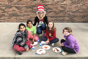 Marietta Primary, Elementary Schools host Dr. Seuss night