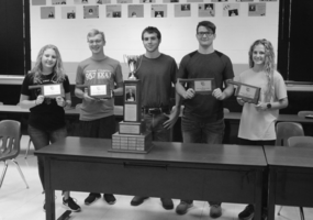 MHS Ag Mechanics class wins BIG!