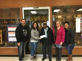 MHS Class of '94 makes donation