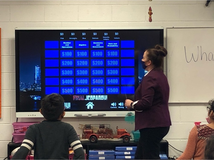 Boatright's Jeopardy game