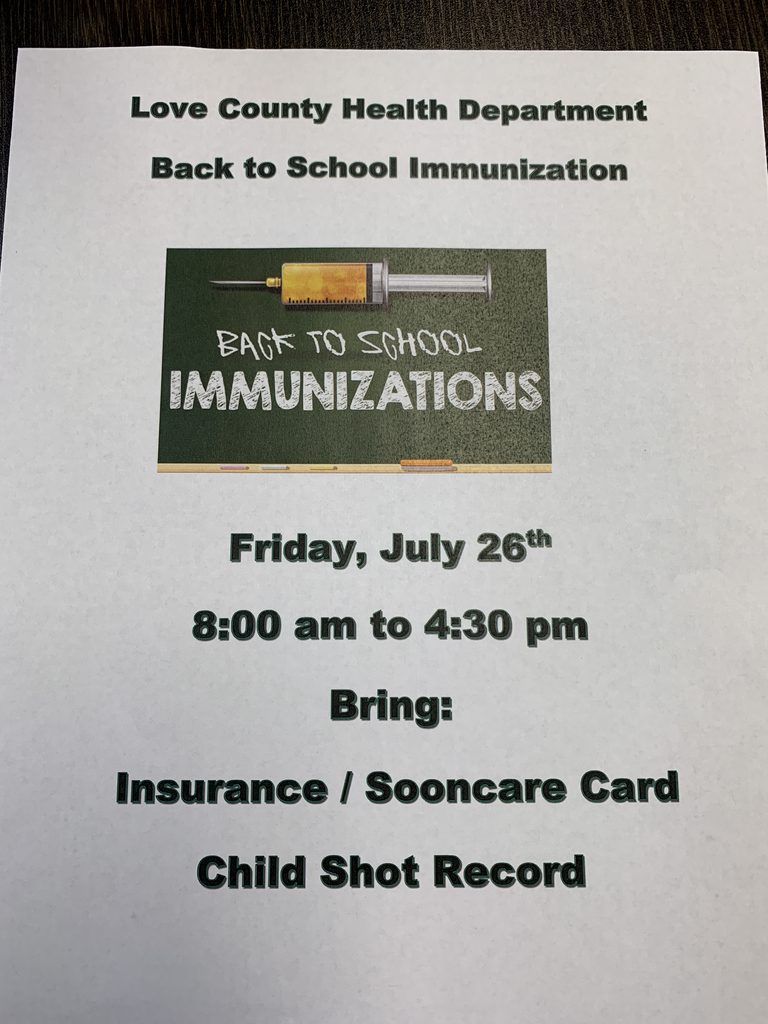 Immunization Walk in clinic