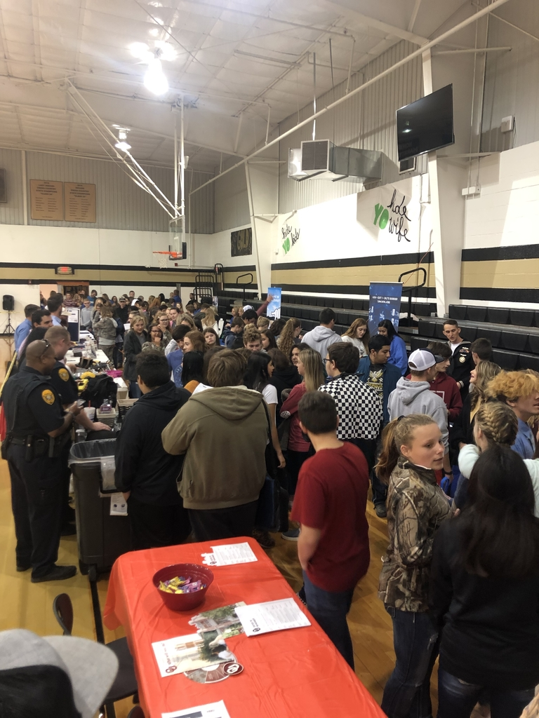 Marietta college and career fair