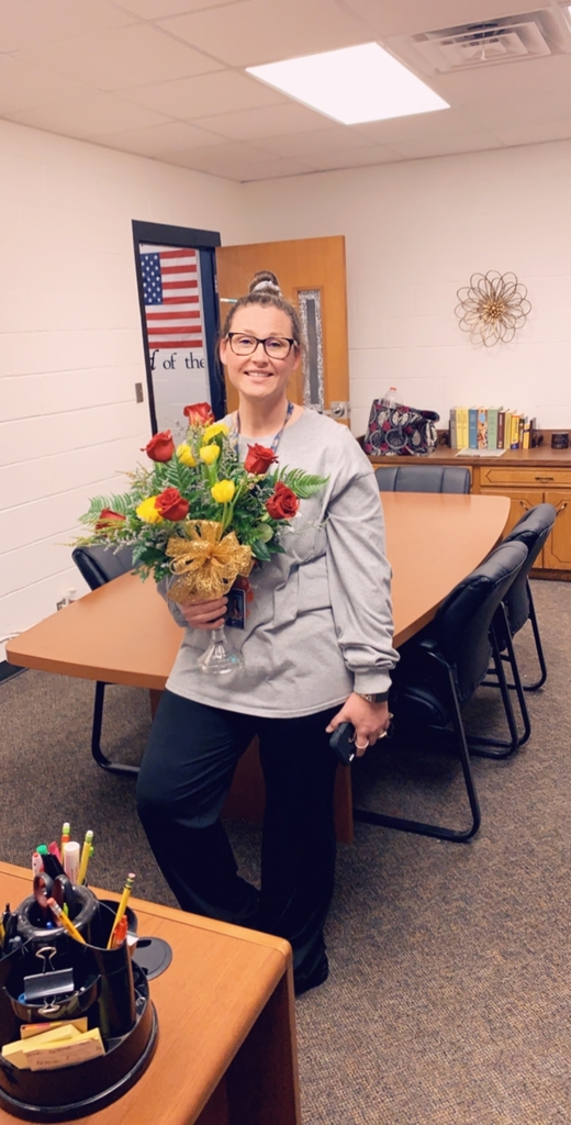 Jenna Phipps, high school teacher of the year